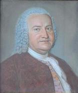 バッハの肖像画