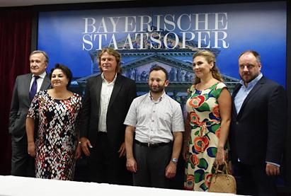 バイエルン国立歌劇場2017日本公演 開幕記者会見