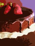 ケーキ爆食の刑