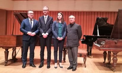 第1回ショパン国際ピリオド楽器コンクール記者発表