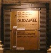 ドゥダメル/LAフィルのポスター
