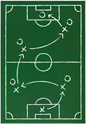 サッカー ボード