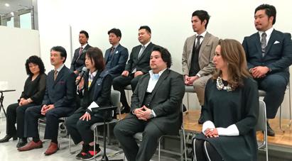 東京芸術劇場 「椿姫」記者会見