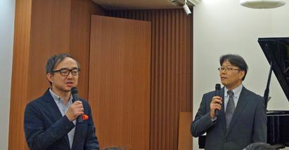 IIJによるベルリン・フィル超高音質ライブストリーミング配信記者説明会