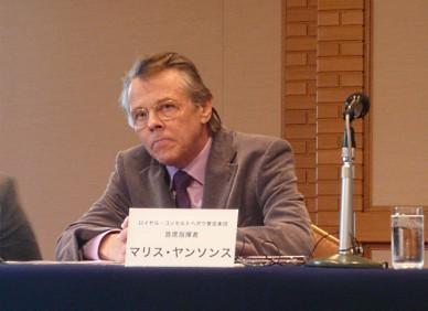 マリス・ヤンソンス記者会見2010