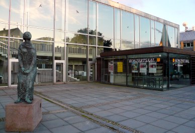 キールのコンサートホール Schloss