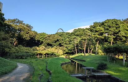 小石川後楽園 1