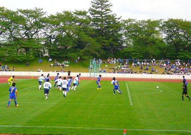 横河武蔵野FC vs Y.S.C.C