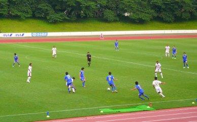横河武蔵野vs琉球