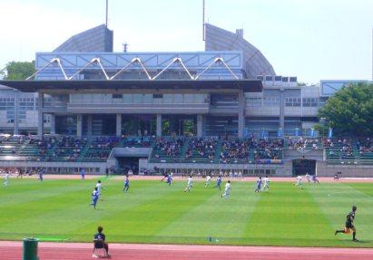 横河武蔵野FC対栃木ウーヴァFC