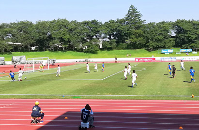 東京武蔵野シティFC対マルヤス岡崎