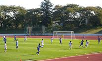 横河武蔵野FCvs三菱水島FC
