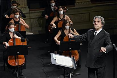 ムーティ指揮ルイージ・ケルビーニ・ジョヴァニーレ管弦楽団