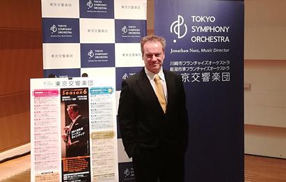 ジョナサン・ノット 東京交響楽団