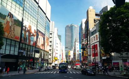 2019年夏の渋谷
