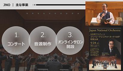 反田恭平 Japan National Orchestra株式会社 設立記者会見