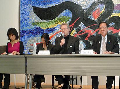 「フェスタ サマーミューザ KAWASAKI 2013」記者発表