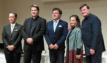 サントリーホール ザルツブルク・イースター音楽祭 記者会見