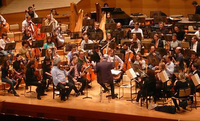 ゲルギエフ指揮マリインスキー歌劇場管弦楽団の公開リハーサル