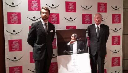 リッカルド・ムーティ「イタリア・オペラ・アカデミー in 東京」
